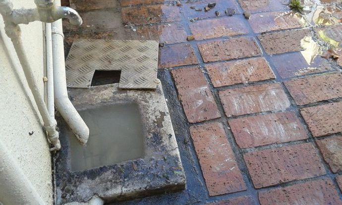 Blocked-drain-image
